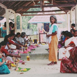 Our family temple